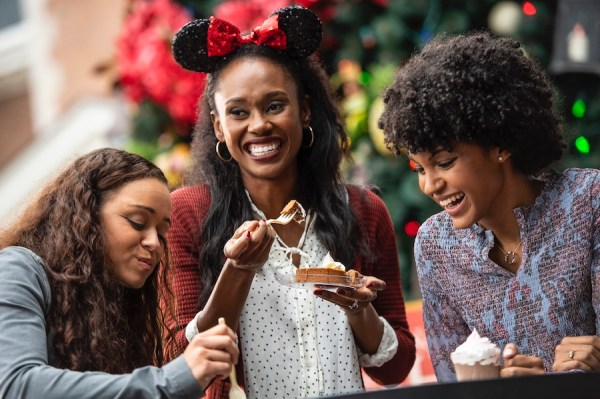 Taste of Epcot International Festival of the Holidays - Holiday Cookie Stroll Returns 4