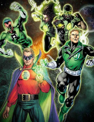 Green Lantern series coming to HBO Max 2
