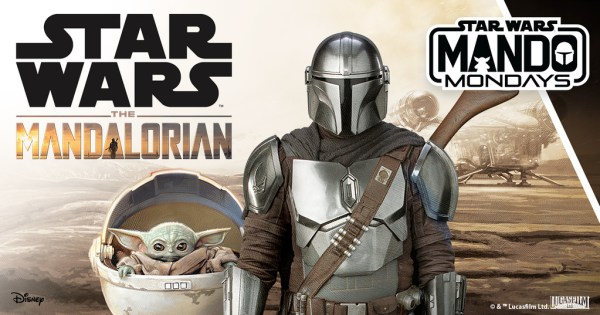 """Star Wars to Host """"Mando Mondays"""" Featuring the Stars of 'The Mandalorian' from Disney+ 1"""