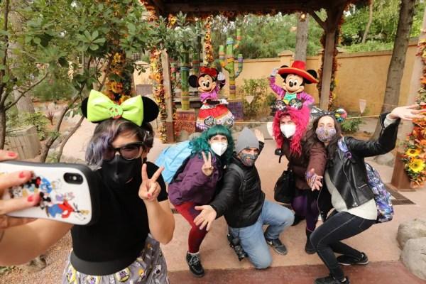 disney's halloween festival disneyland paris
