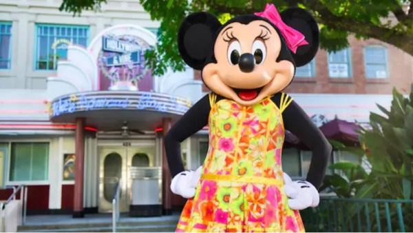 Minnie's seasonal dining