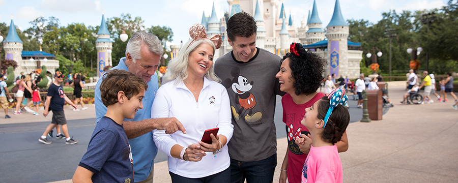 Disney World makes it even easier to book Park Pass Reservations