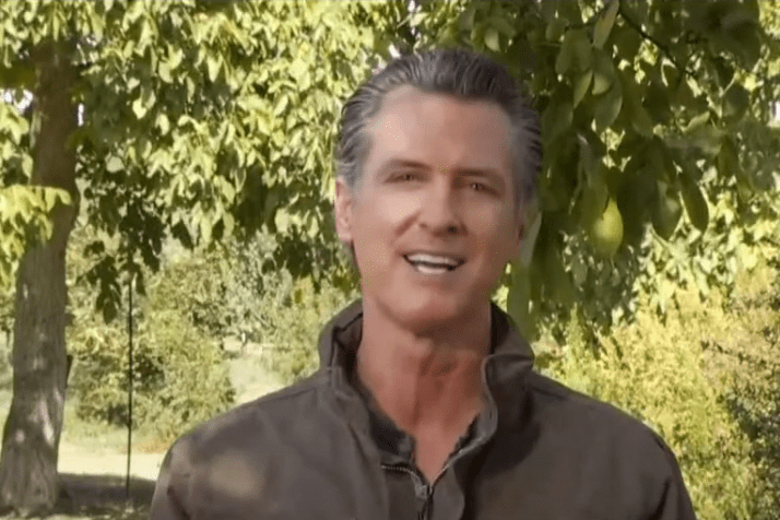 Governor Newsom doesn't think Disneyland will be reopening soon