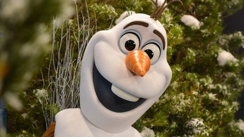 Olaf's Holiday Tradition Expedition Scavenger Hunt coming to Epcot's Festival of the Holidays