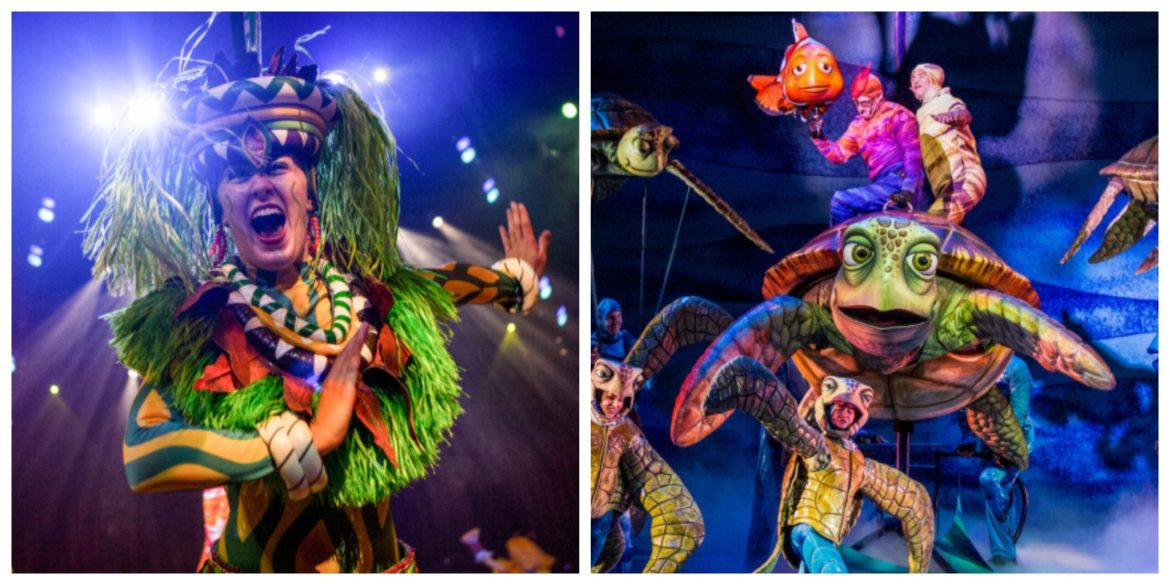 Cast & Crew of Fesitval of the Lion King and Finding Nemo have been laid off