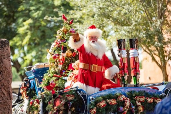 Celebrate Festival of the Holidays at Epcot now through Dec 31st 1