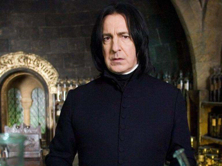 Alan Rickman's Diaries Will Be Published as a Book