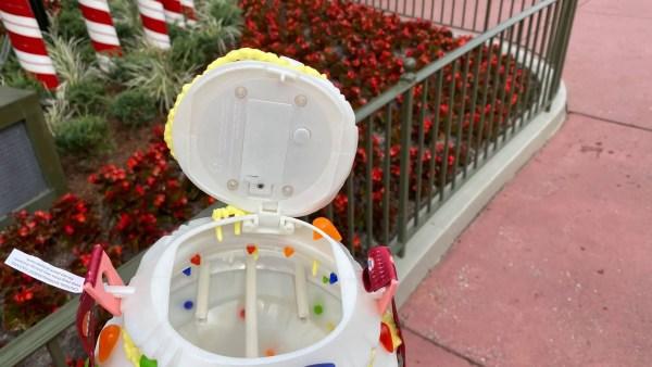 All new Mickey Christmas Tree Popcorn Bucket at the Magic Kingdom 2