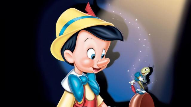 Luke Evans Shares Disney's Live-Action 'Pinocchio' Will Not Be a Direct Translation of the Animated Film 1