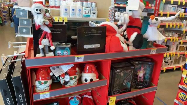 Nightmare Before Christmas Holiday Merchandise