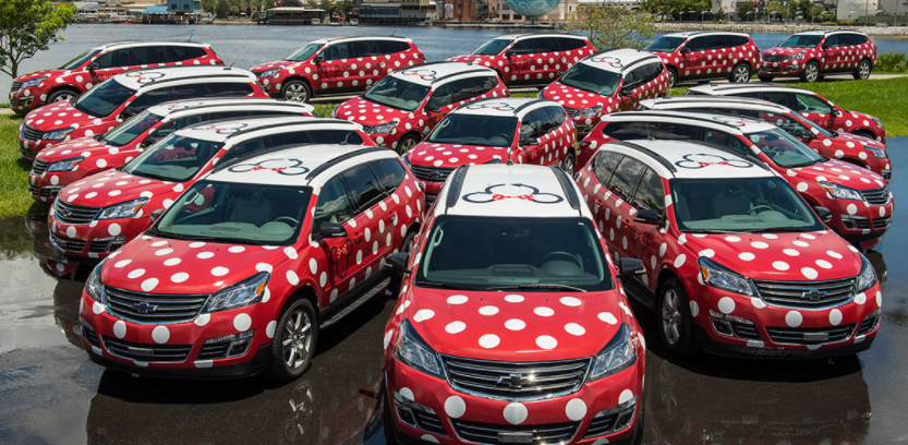 Disney shares update on Minnie Van Service for Airport Transfers