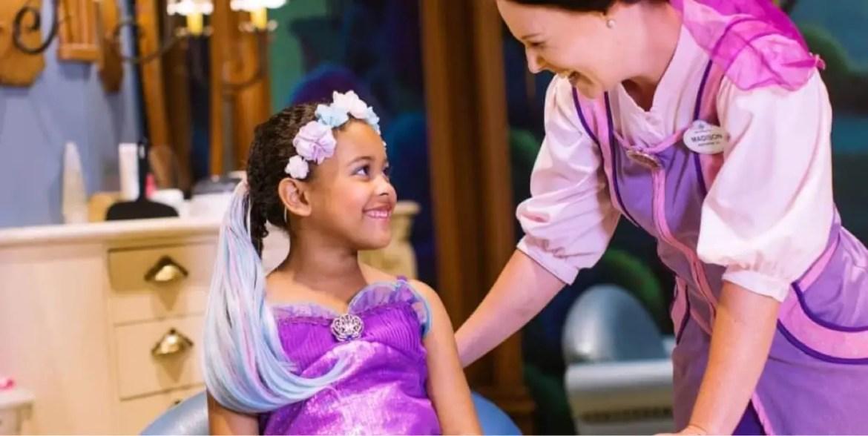 Disney Files New Permits for Bibbidi Bobbidi Boutique at Disney Springs