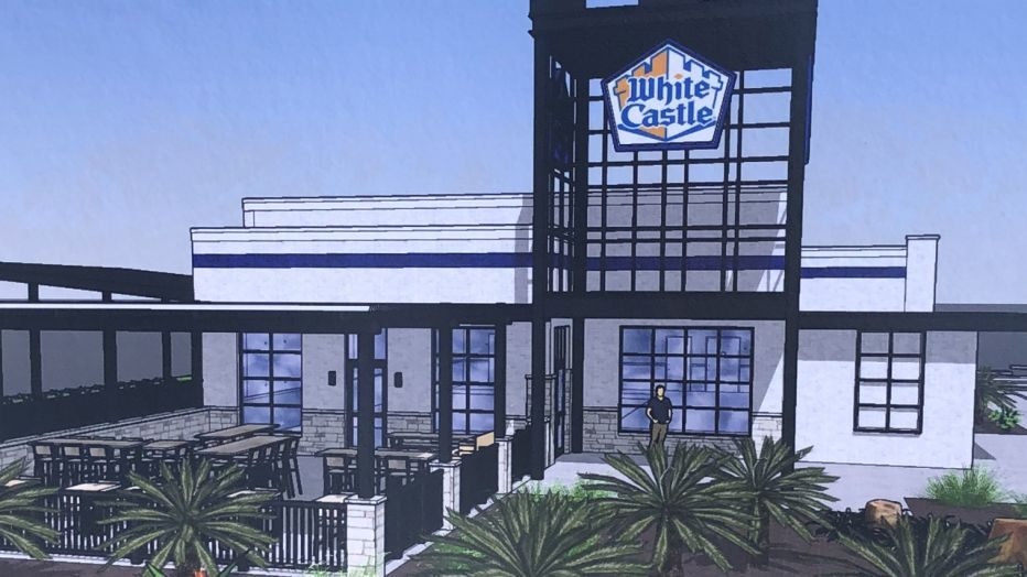 Largest White Castle breaking ground near Disney World