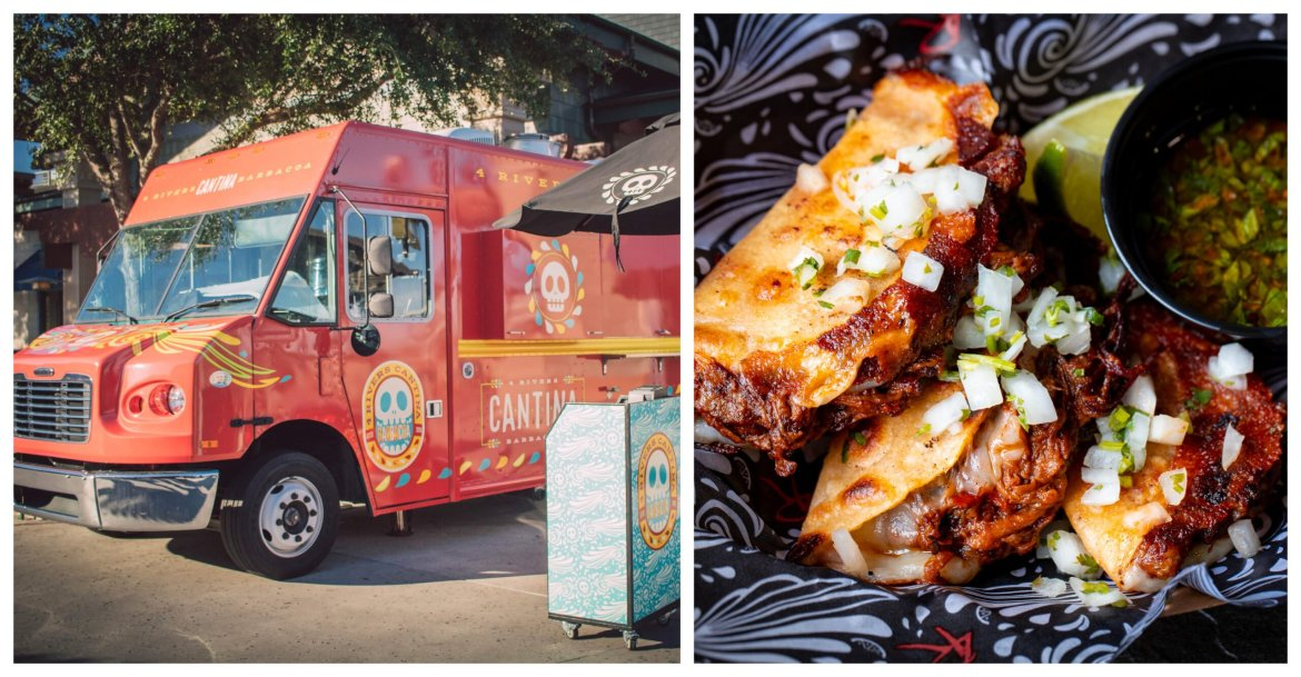 4 Rivers Cantina Barbacoa Food Truck at Disney Springs Re-Opens With New Menu Items
