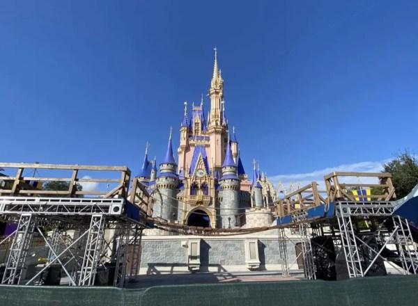 Cinderella Castle Holiday Special