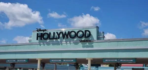 Hollywood Studios fight