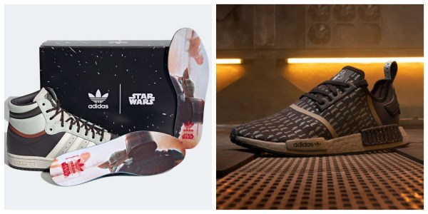 Adidas Announces New Star Wars 'The Mandalorian' Inspired Collection 1