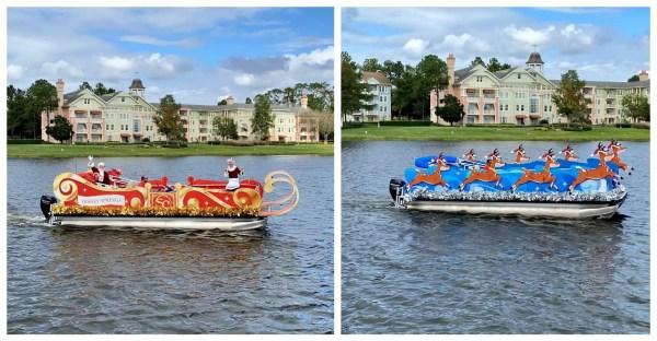 Santa Claus Disney Springs