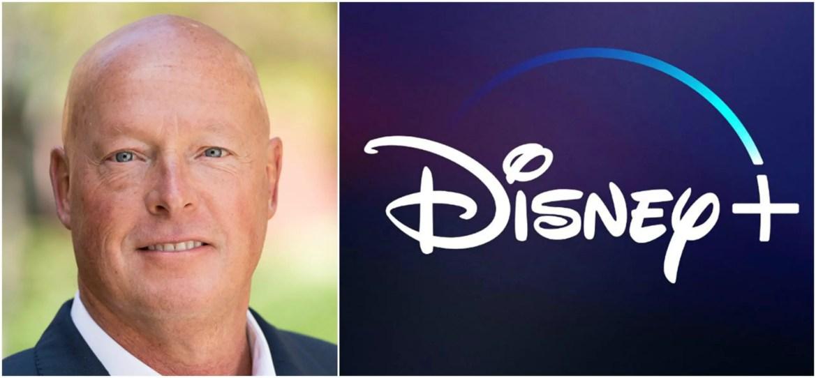 Disney Chief Talks Studio Reorganization and Disney + Movie Premier