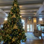 Christmas Decor Sails Into Disney S Yacht Club Resort