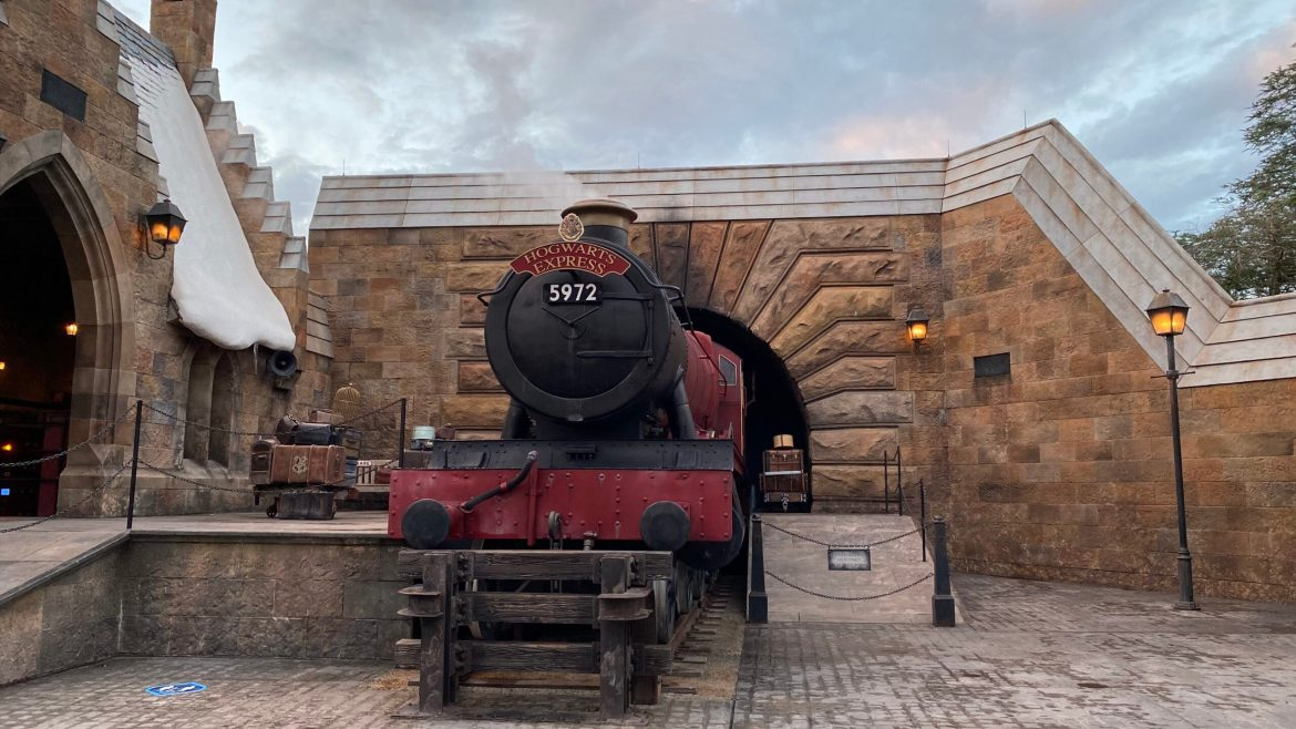 List of Universal Orlando rides closing down at the start of 2021 for Refurbishments