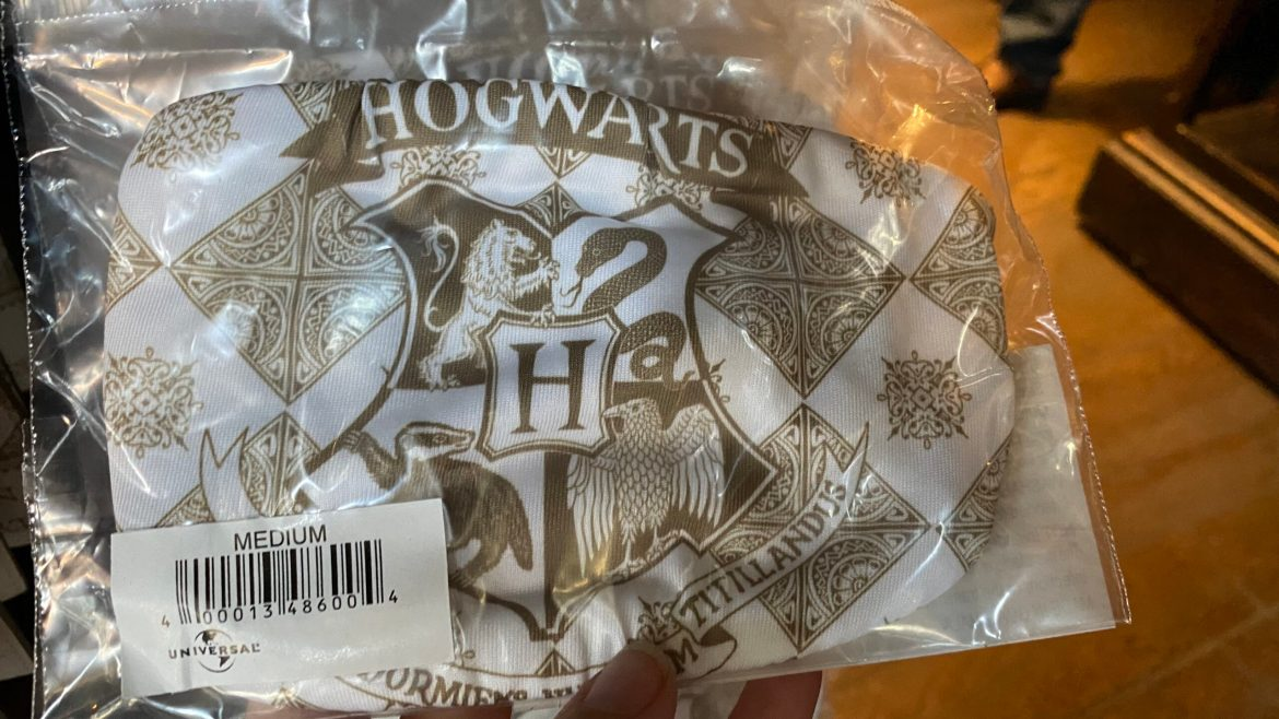 The New Harry Potter Merchandise at Universal is Your Ticket to Hogwarts