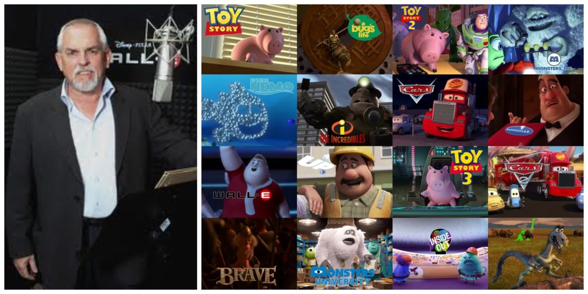 Iconic Voice Actor, John Ratzenberger, Presently Absent from Pixar's 'Soul' Cast List