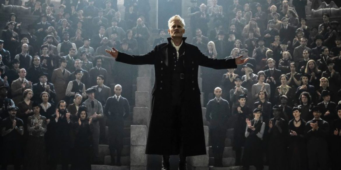 Johnny Depp Steps Away from 'Fantastic Beasts' Films as Grindelwald