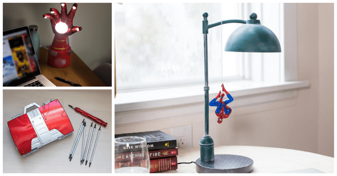 Marvelous Holiday Gifts For The Heroic Guy In Your Life