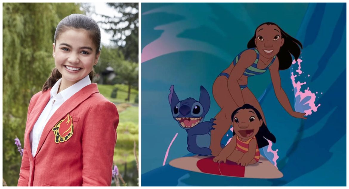 'Upside Down Magic' Star Siena Agudong Rumored to be Cast as Lilo in Disney's Live-Action 'Lilo & Stitch' Movie