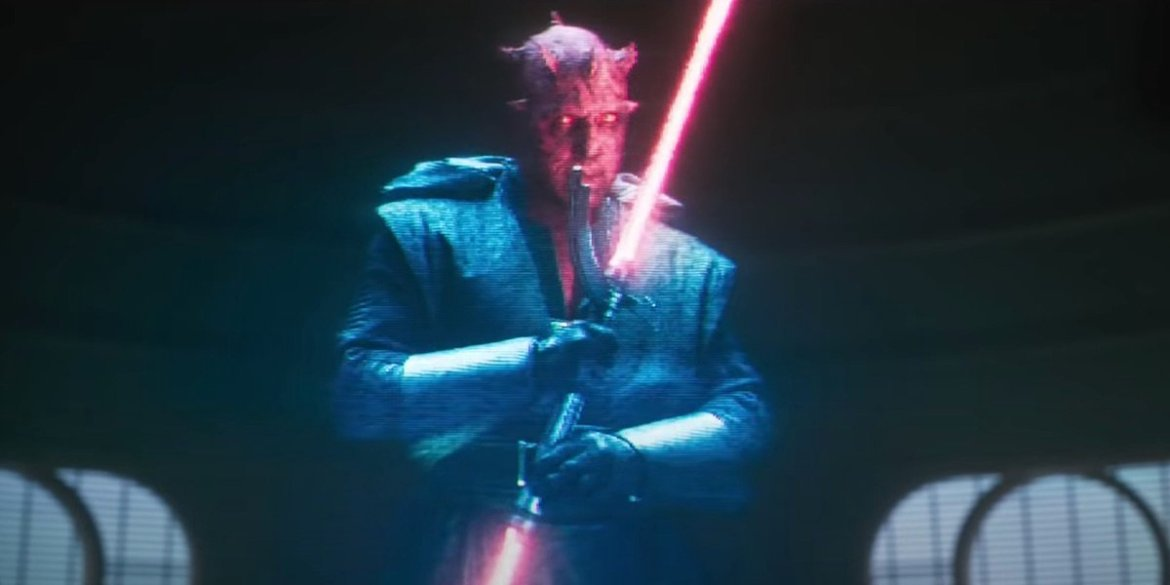 Darth Maul Actor Strikes Down Rumors He Made an Appearance in Star Wars 'The Mandalorian'