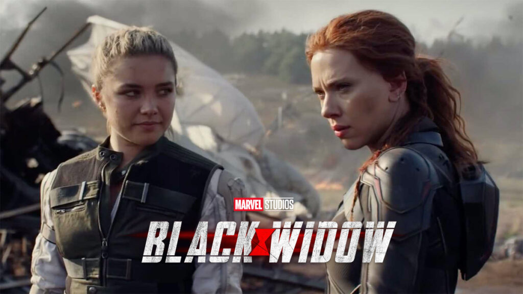 New Photos from Marvel Studios' 'Black Widow' Leaked Online