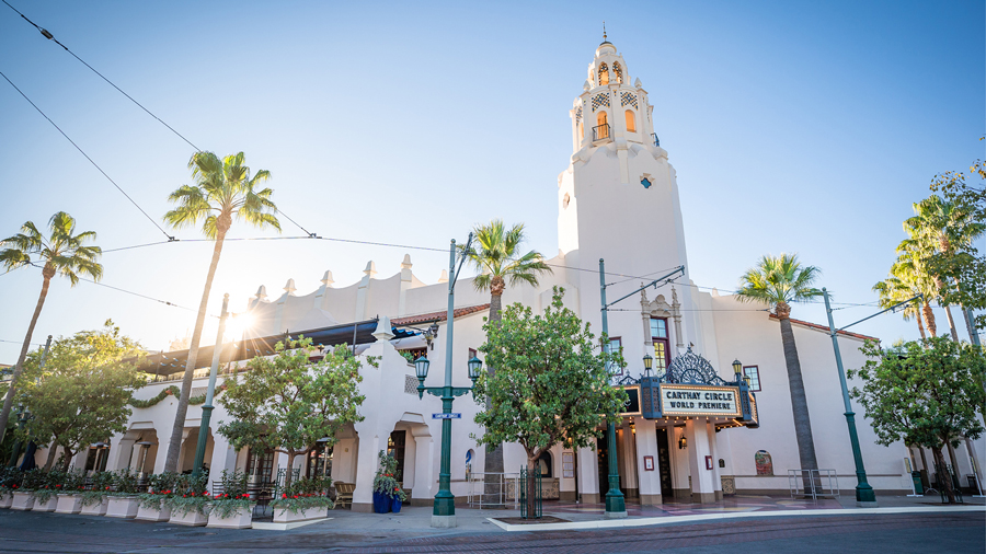 Carthay Circle Lounge – Alfresco Dining Menu first look