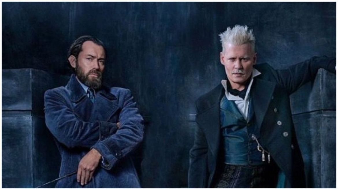 Jude Law Speaks Out after Johnny Depp was Forced to Leave the 'Fantastic Beasts' Franchise