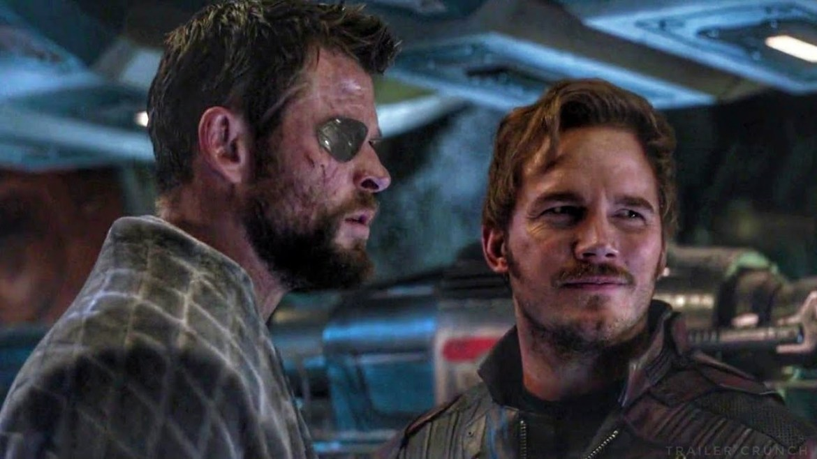 Chris Pratt Confirmed to Appear as Star-Lord in 'Thor: Love and Thunder'