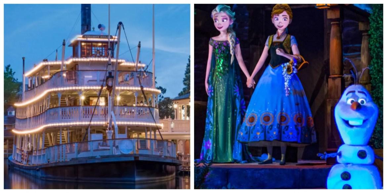 Disney World Refurbishment & Closure schedule for November