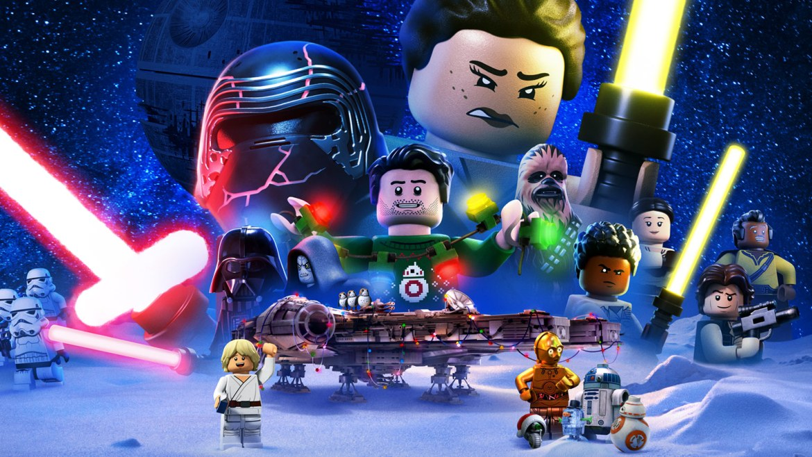 Our Review of the 'LEGO Star Wars Holiday Special' Now on Disney+
