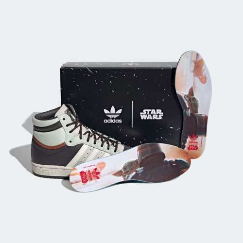 Adidas Announces New Star Wars 'The Mandalorian' Inspired Collection 7