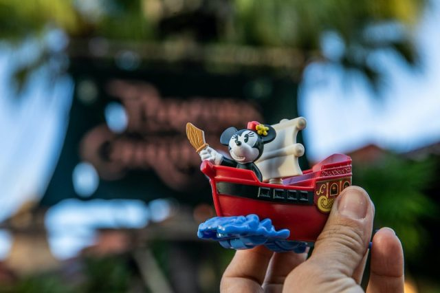 Disney Attraction Happy Meal Toys have returned to McDonald's 4