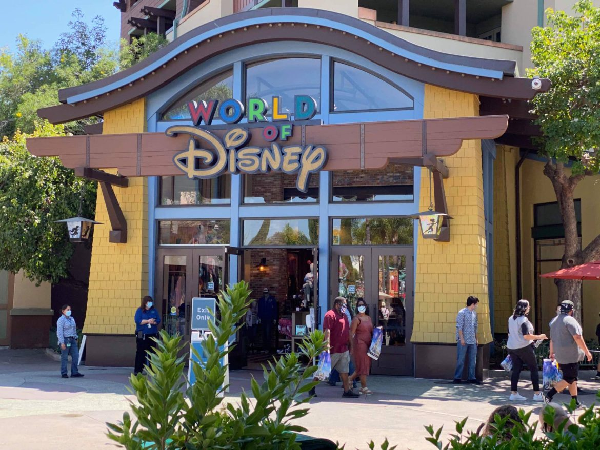 New Self-Checkout Option at World of Disney at Downtown Disney