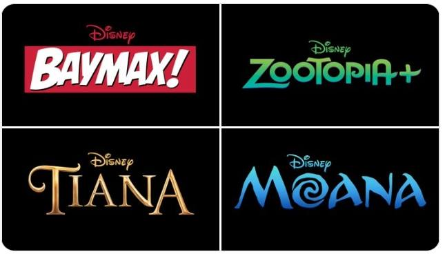 Baymax!, Zootopia+, Tiana, and Moana Animated Series Coming to Disney+
