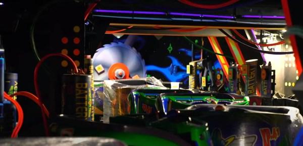 Buzz Lightyear Laser Blast in Disneyland Paris to receive makeover! 3