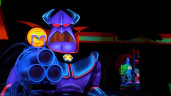 Buzz Lightyear Laser Blast in Disneyland Paris to receive makeover! 2