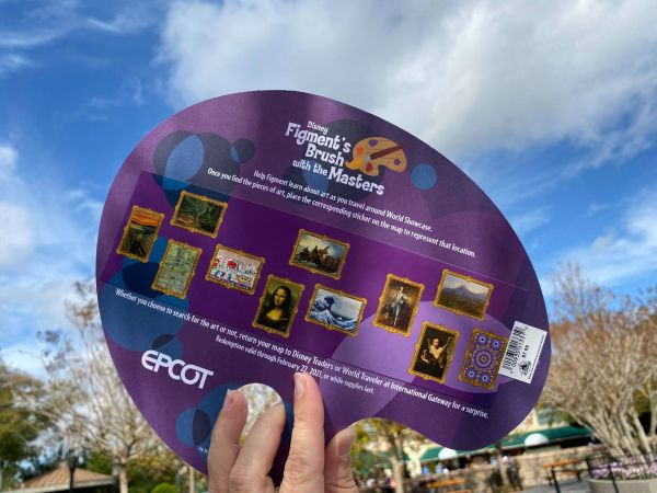 Figment's Brush with the Masters returns to EPCOT Festival of the Arts 2