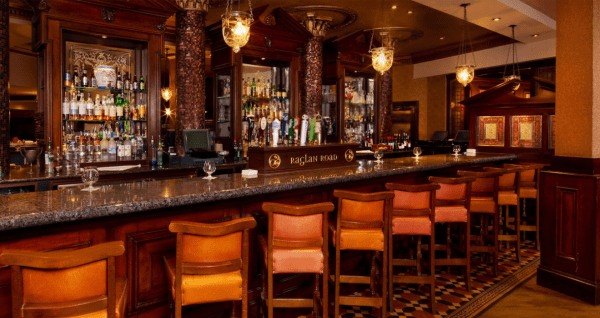 Raglan Road New Year's Eve celebration & New Years Day Brunch 2