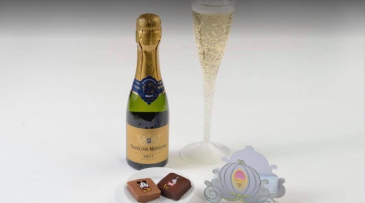 New Year's Eve Wine & Truffles Package Available at Disney World Hotels