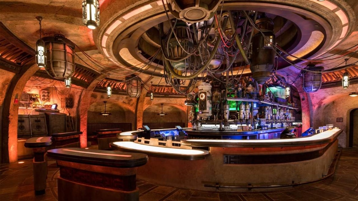 Disney Files Permit to Work on Oga's Cantina at Star Wars: Galaxy's Edge