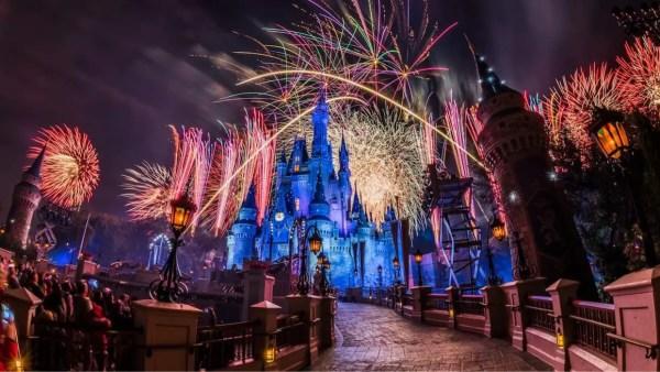 Disney World provides update on New Years Eve at Walt Disney World 1