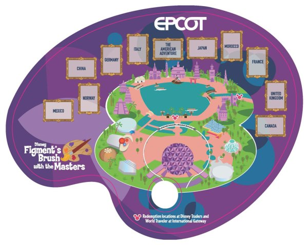 More details have been revealed for the 2021 Festival of the Arts coming to Epcot! 3