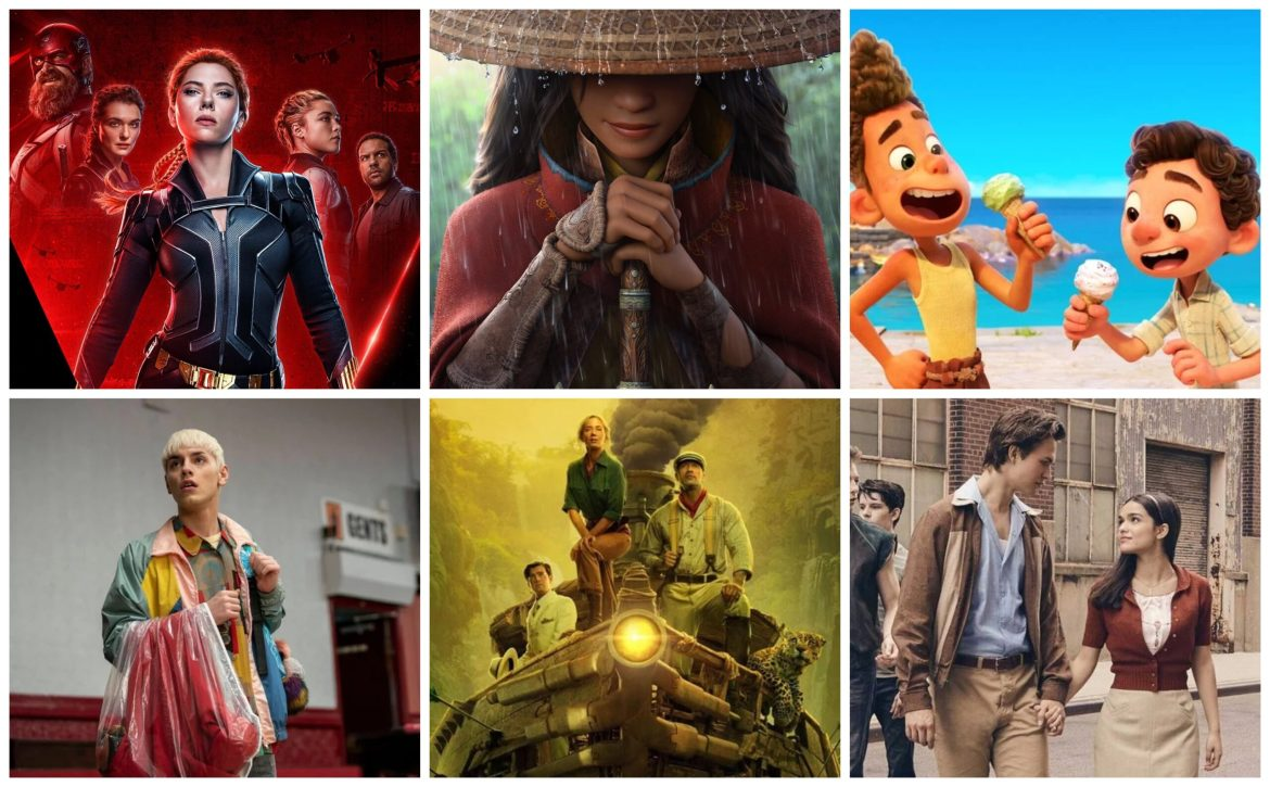 Entire List of New Disney Films and Television Series Coming in 2021